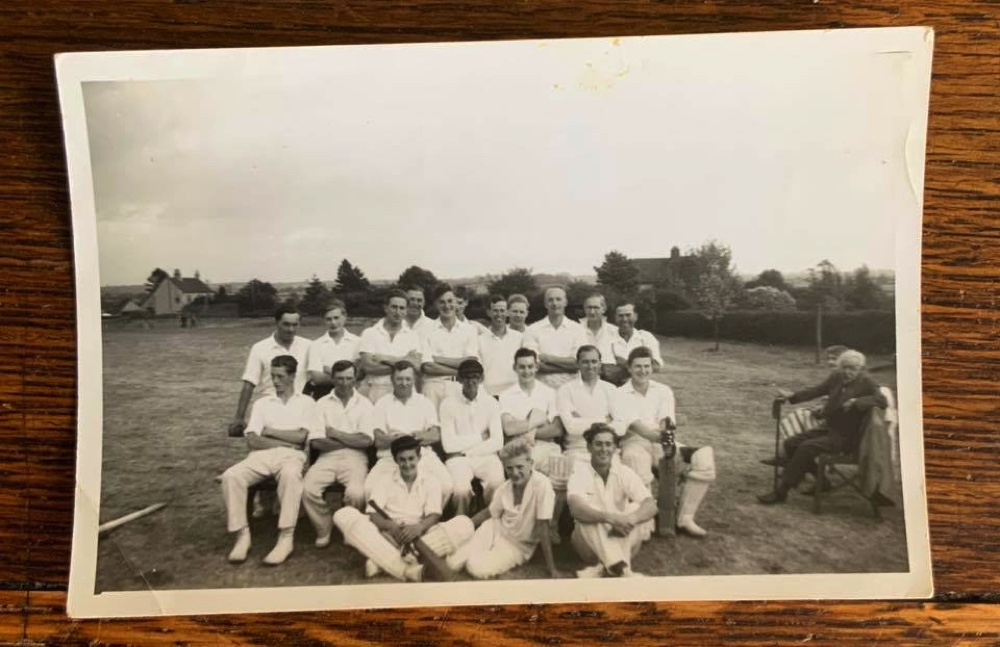 Cricket Team early 1960's